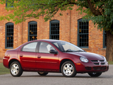 Pictures of Dodge Neon 2003–05