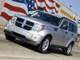 Dodge Nitro 2006–11 images