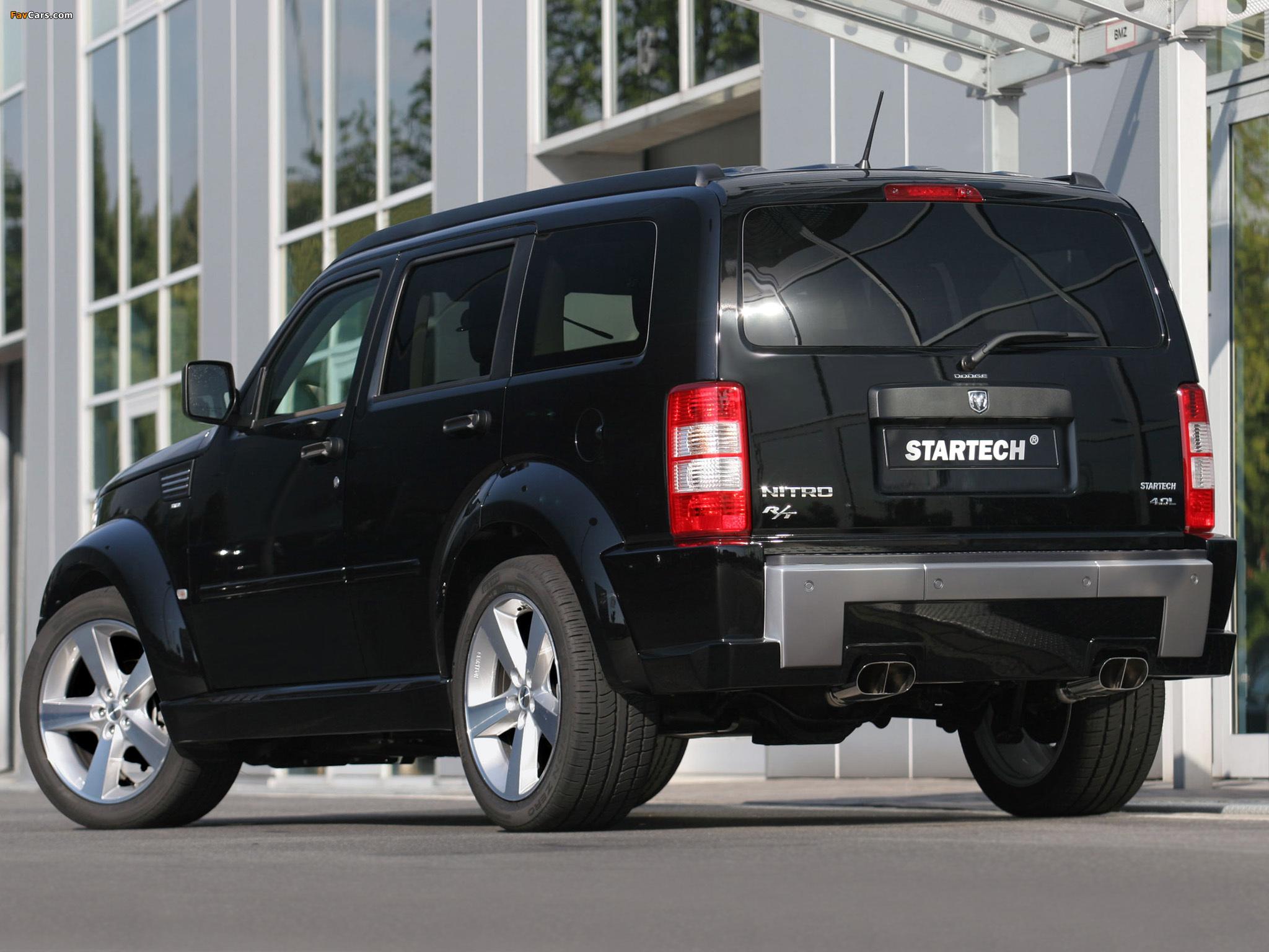 Startech Dodge Nitro 2006 images (2048 x 1536)