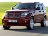 Dodge Nitro R/T 2006–09 photos