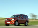 Dodge Nitro EU-spec 2006–10 photos