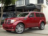 Dodge Nitro R/T 2006–09 pictures