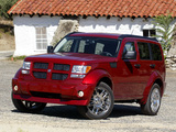 Dodge Nitro R/T 2006–09 wallpapers