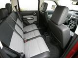 Dodge Nitro UK-spec 2007–09 images