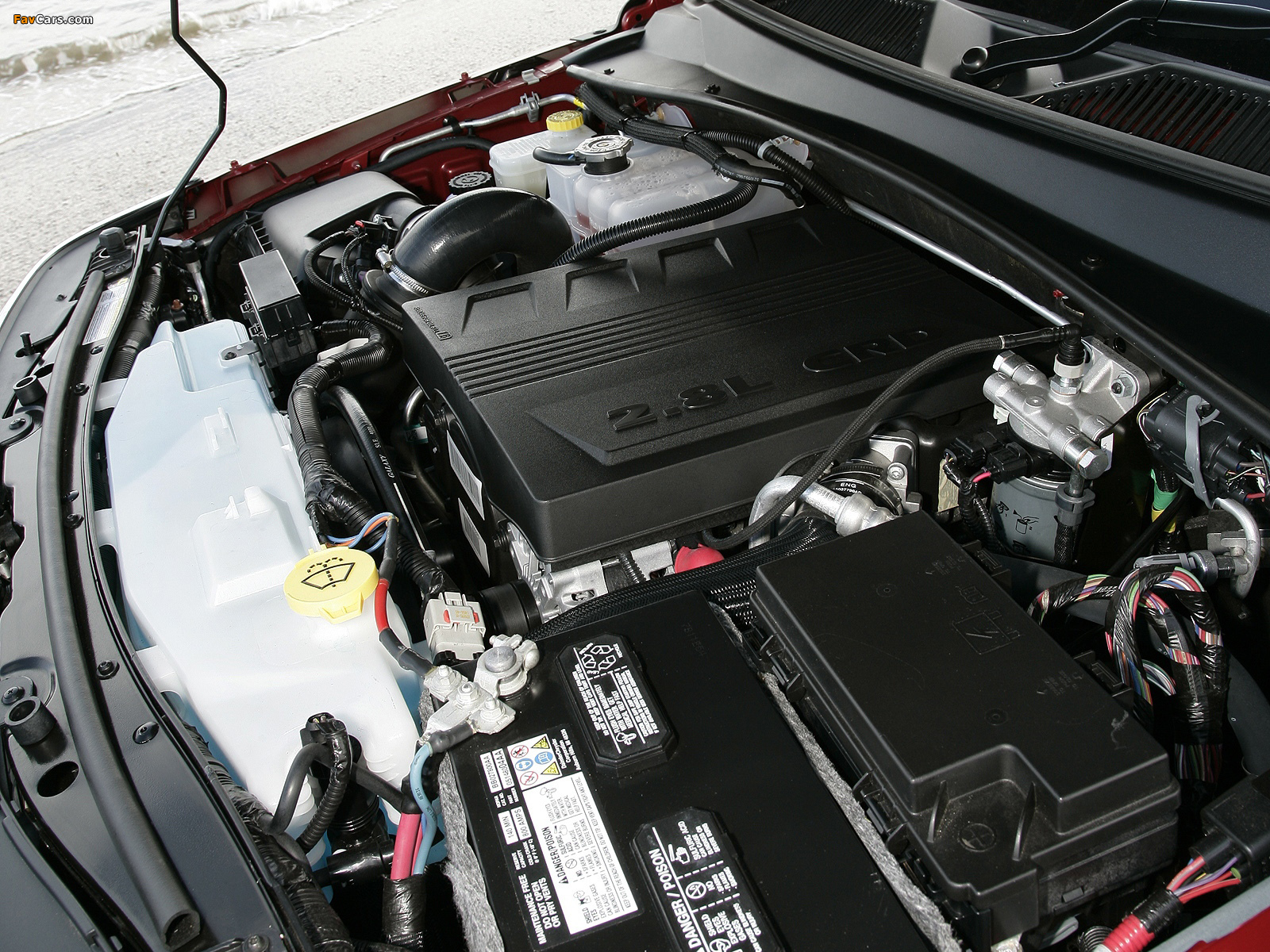 Dodge Nitro UK-spec 2007–09 pictures (1600 x 1200)