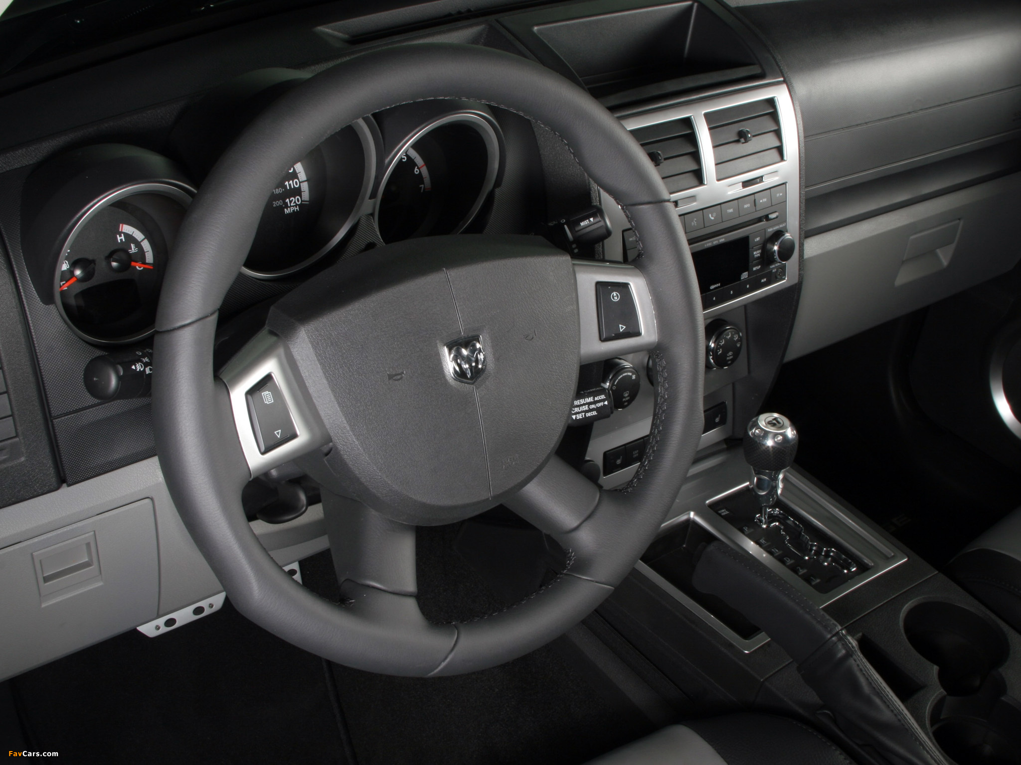 Images of Startech Dodge Nitro 2006 (2048 x 1536)