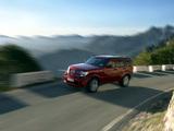 Images of Dodge Nitro EU-spec 2006–10