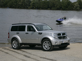 Images of Dodge Nitro UK-spec 2007–09