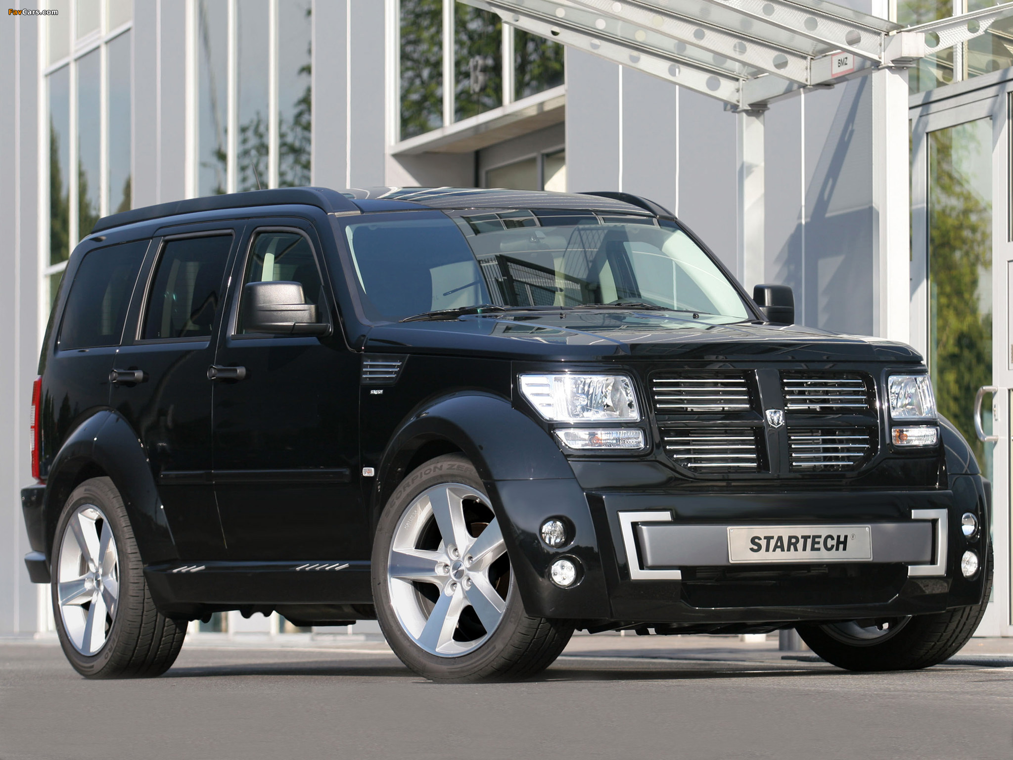 Pictures of Startech Dodge Nitro 2006 (2048 x 1536)