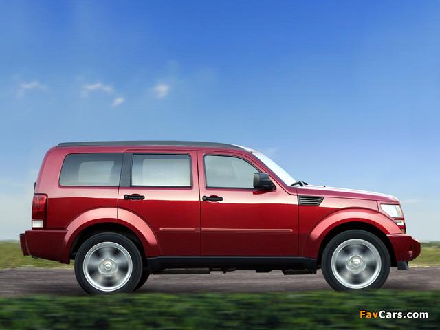 Pictures of Dodge Nitro EU-spec 2006–10 (640 x 480)