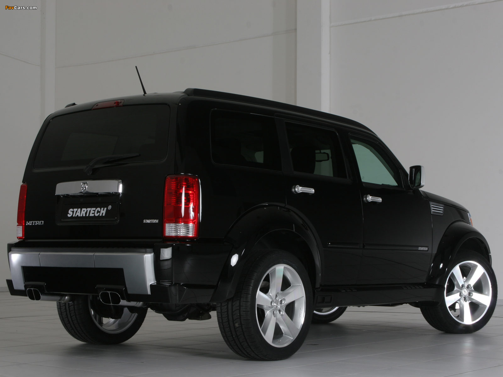 Pictures of Startech Dodge Nitro 2006 (1600 x 1200)