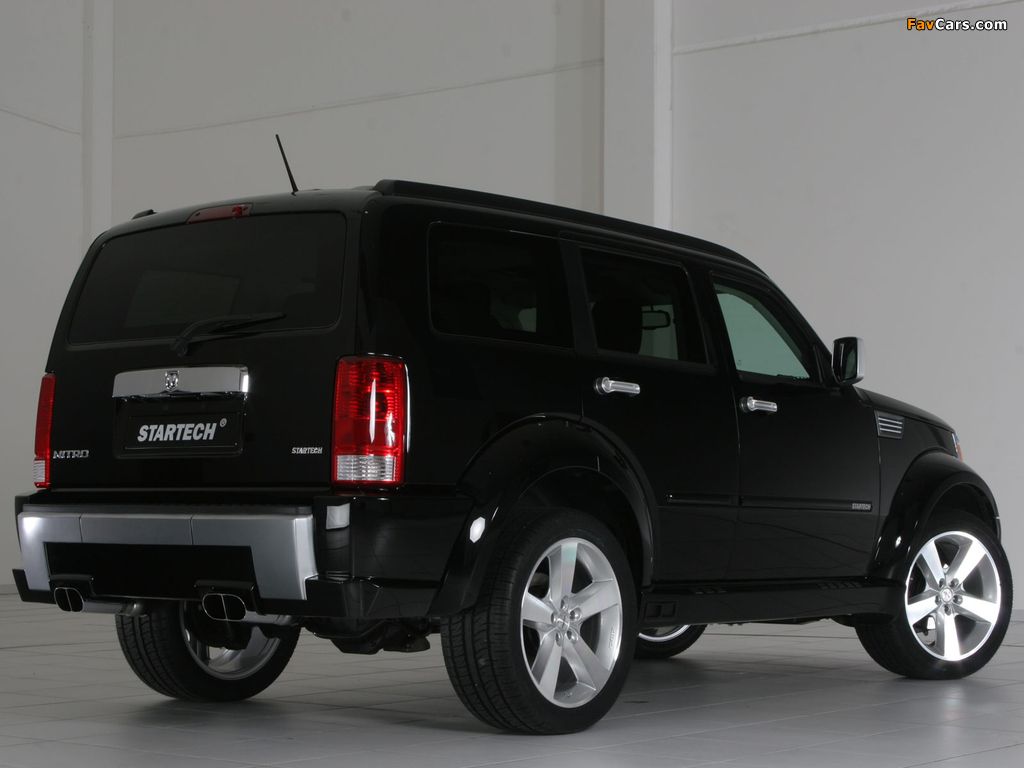 Pictures of Startech Dodge Nitro 2006 (1024 x 768)