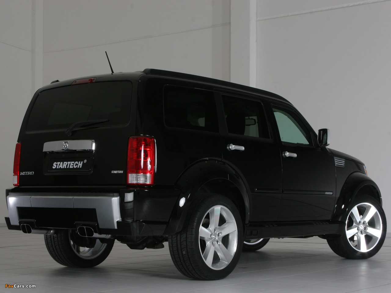 Pictures of Startech Dodge Nitro 2006 (1280 x 960)