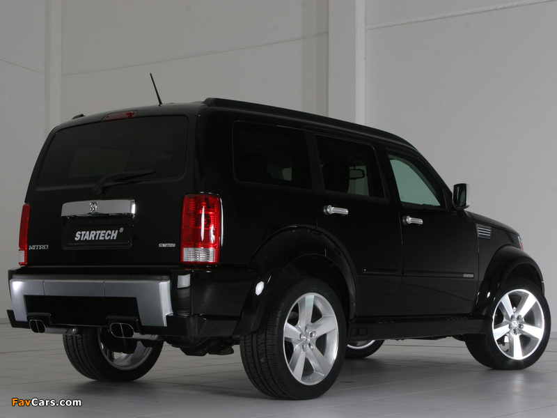 Pictures of Startech Dodge Nitro 2006 (800 x 600)