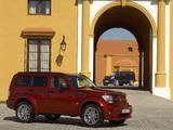 Pictures of Dodge Nitro EU-spec 2006–10
