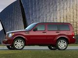 Pictures of Dodge Nitro R/T 2006–09