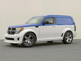 Dodge Nitro Panel Wagon Concept 2006 wallpapers