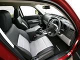 Dodge Nitro UK-spec 2007–09 wallpapers