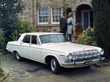Dodge Phoenix (TD2) 1963–64 photos