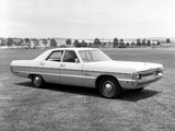 Dodge Phoenix Sedan (DG) 1971–73 photos