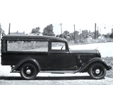 Dodge Screenside Pickup 1933 pictures