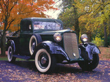 Pictures of Dodge Pickup 1934