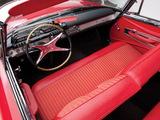 Dodge Polara D-500 Convertible 1960 wallpapers