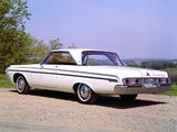 Dodge Polara 2-door Hardtop 1964 pictures