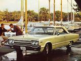 Dodge Polara Hardtop Coupe (AD2L D12) 1965 photos
