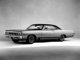 Dodge Polara 2-door Hardtop 1969 pictures