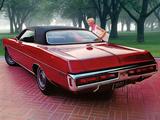 Pictures of Dodge Polara Custom 2-door Hardtop 1970