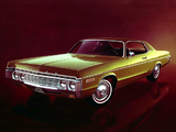 Pictures of Dodge Polara Custom 2-door Hardtop 1972