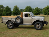 Dodge Power Wagon 1946–69 photos