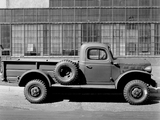 Dodge Power Wagon 1946–69 pictures