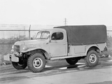 Photos of Dodge Power Wagon 1946–69