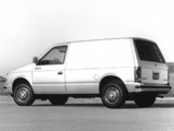 Dodge Mini Ram Van 1984–88 photos