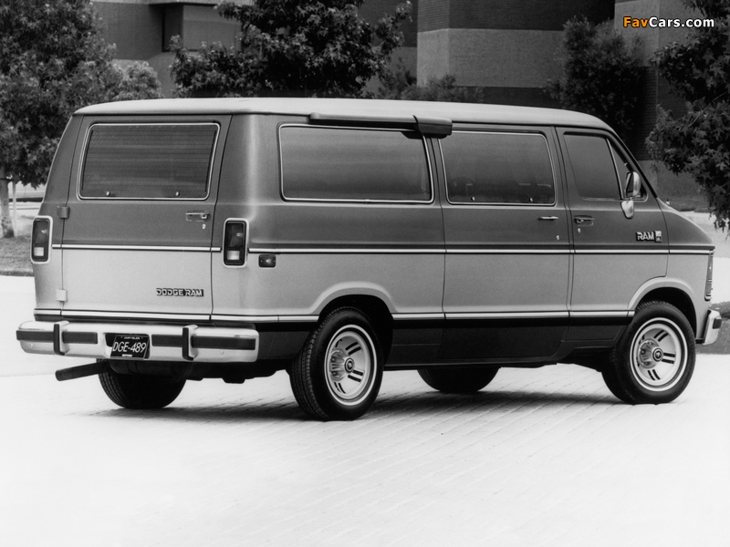 Dodge Ram Wagon 1986–93 pictures (800 x 600)