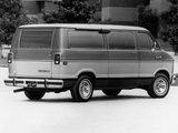 Dodge Ram Wagon 1986–93 pictures