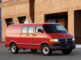 Dodge Ram Van 1994–2003 photos
