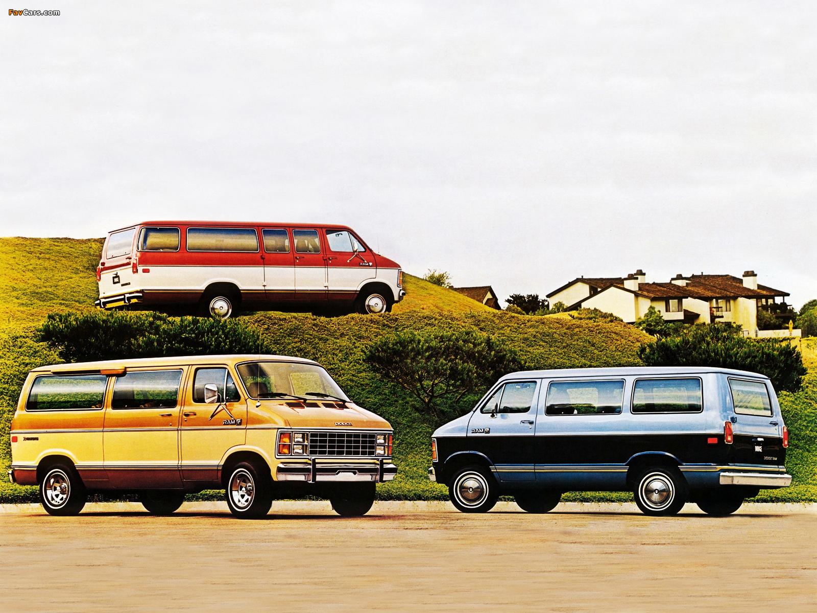 Dodge Ram Van images (1600 x 1200)