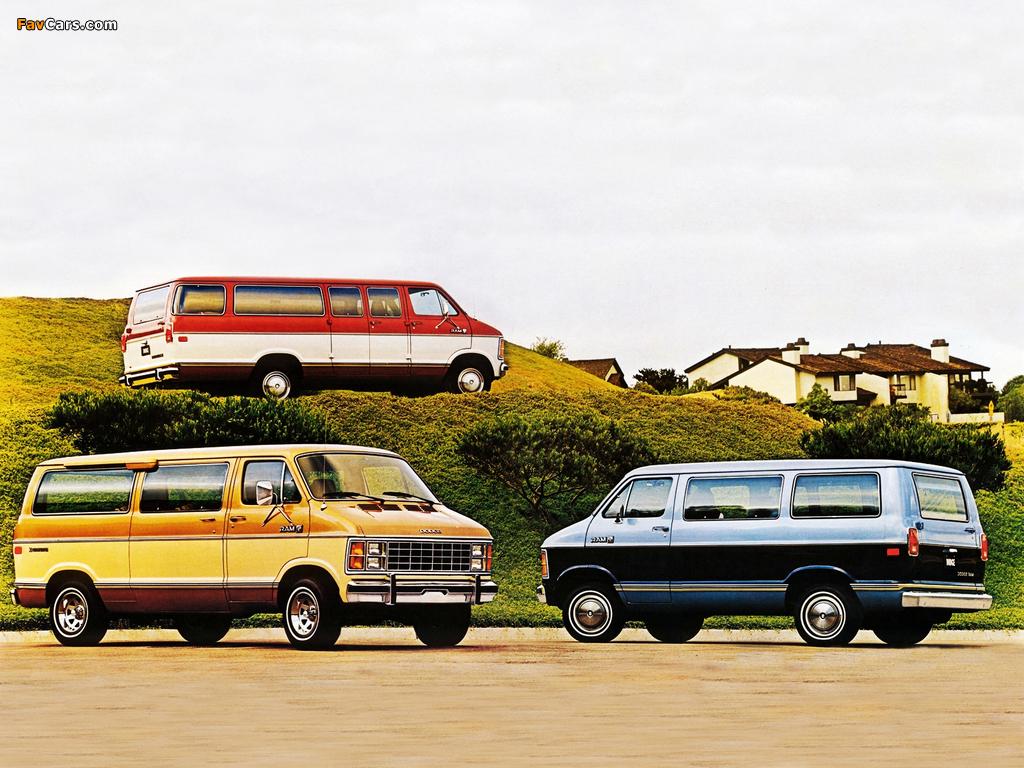 Dodge Ram Van images (1024 x 768)