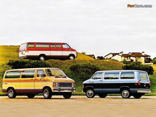 Dodge Ram Van images (640 x 480)
