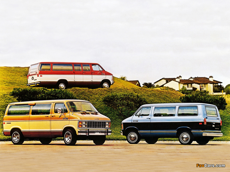 Dodge Ram Van images (800 x 600)