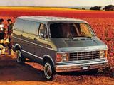 Dodge Ram Van 1979–93 pictures