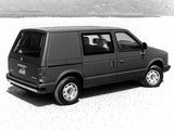 Dodge Mini Ram Van 1984–88 pictures