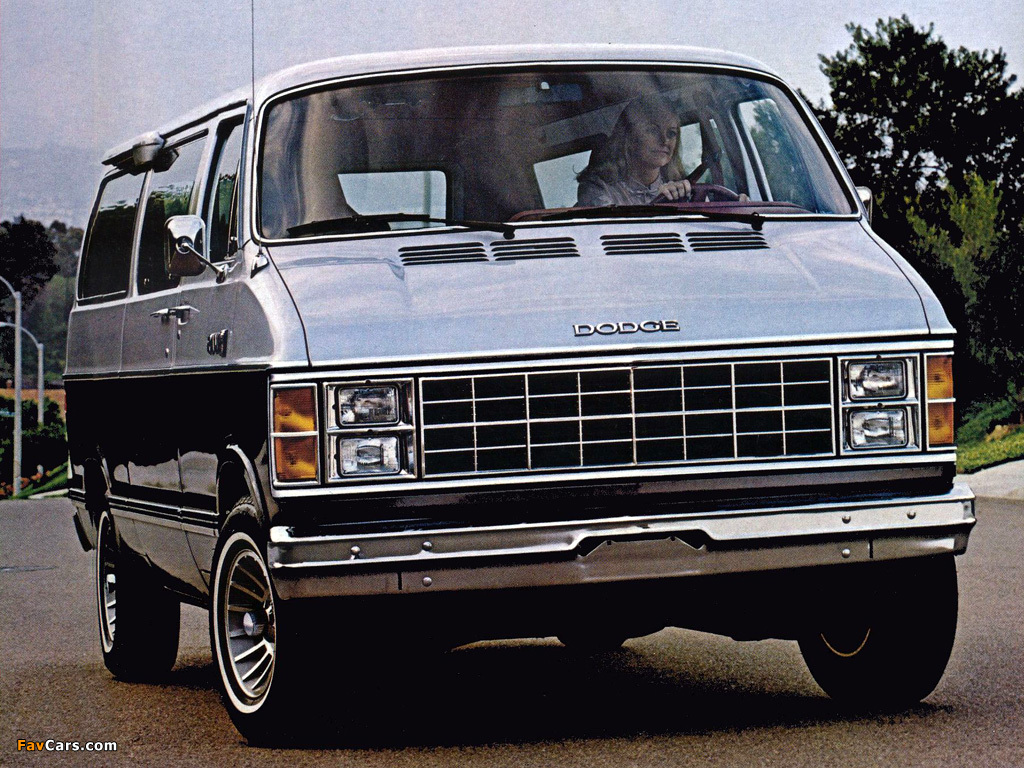 Images of Dodge Ram Wagon 1979–85 (1024 x 768)