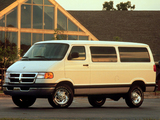 Photos of Dodge Ram Van 1994–2003