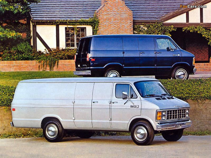Pictures of Dodge Ram Van (800 x 600)