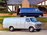 Pictures of Dodge Ram Van