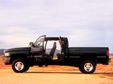 Dodge Ram 1500 Quad Cab 1994–2001 photos